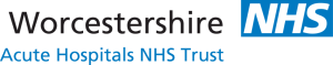 NHS Worcestershire logo